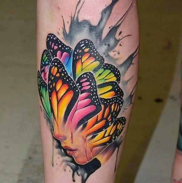 3D tattoos Ideas #3...
