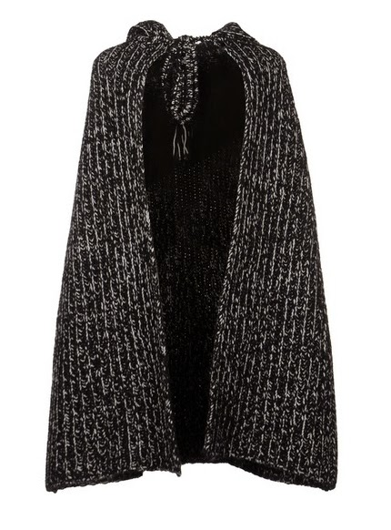 Poncho - SAINT LAURENT