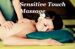 sensitive touch massage Madrid