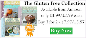 Gluten Free Wheat Free Recipe Cookbooks