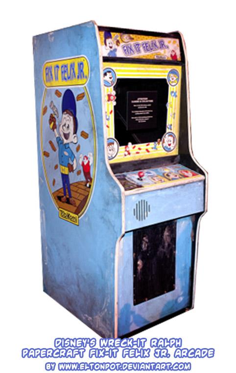 Play Fix It Felix Jr Game Online - BoredBro.com