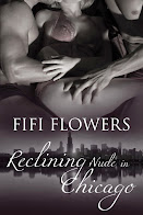 Reclining Nude in Chicago by Fifi Flowers