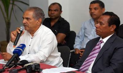 Timor-Leste: Ramos-Horta e La Sama dão liberdade de voto aos seus apoiantes...