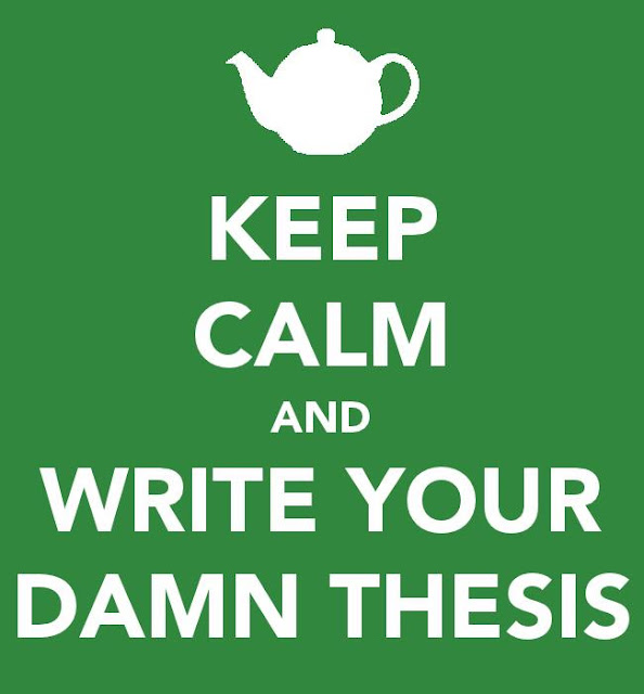 thesis funny