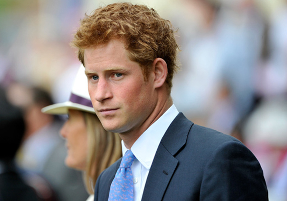 Prince Harry Profile And Pics