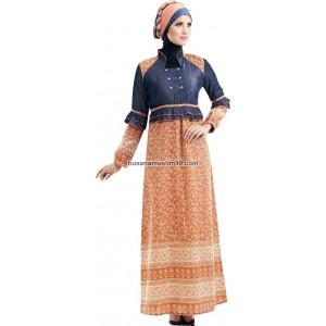 Model Baju Gamis Muslim Terbaru 2015 Rebelmouse