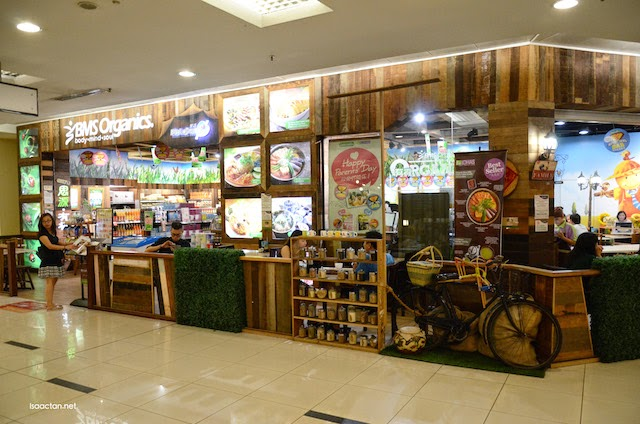 Be Lohas Healthy Cuisine by BMS Organics @ 1 Utama Shopping Centre