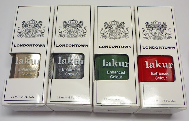 Lakur Enhanced Colour by Londontown