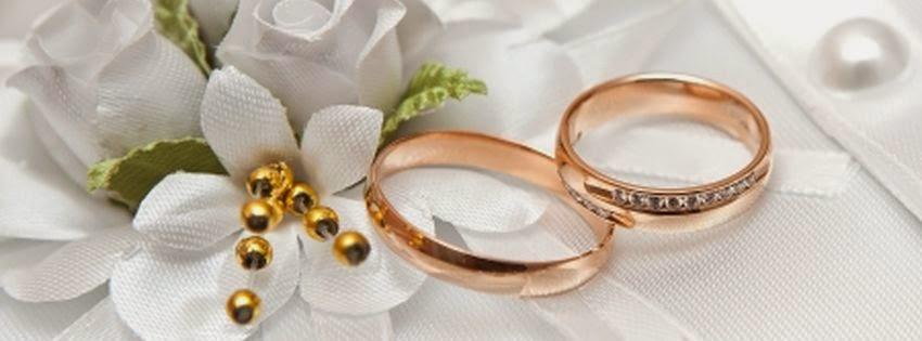 Une couverture facebook bague de mariage 5