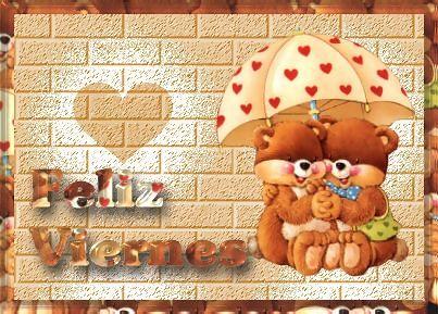 tarjetas de feliz viernes