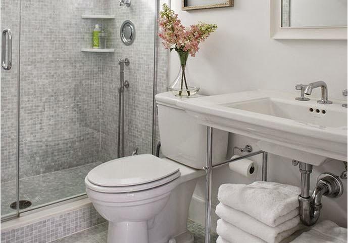 aménagement petite salle de bain  idee salle de bains