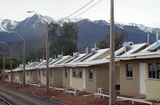 energia renovable en Chile