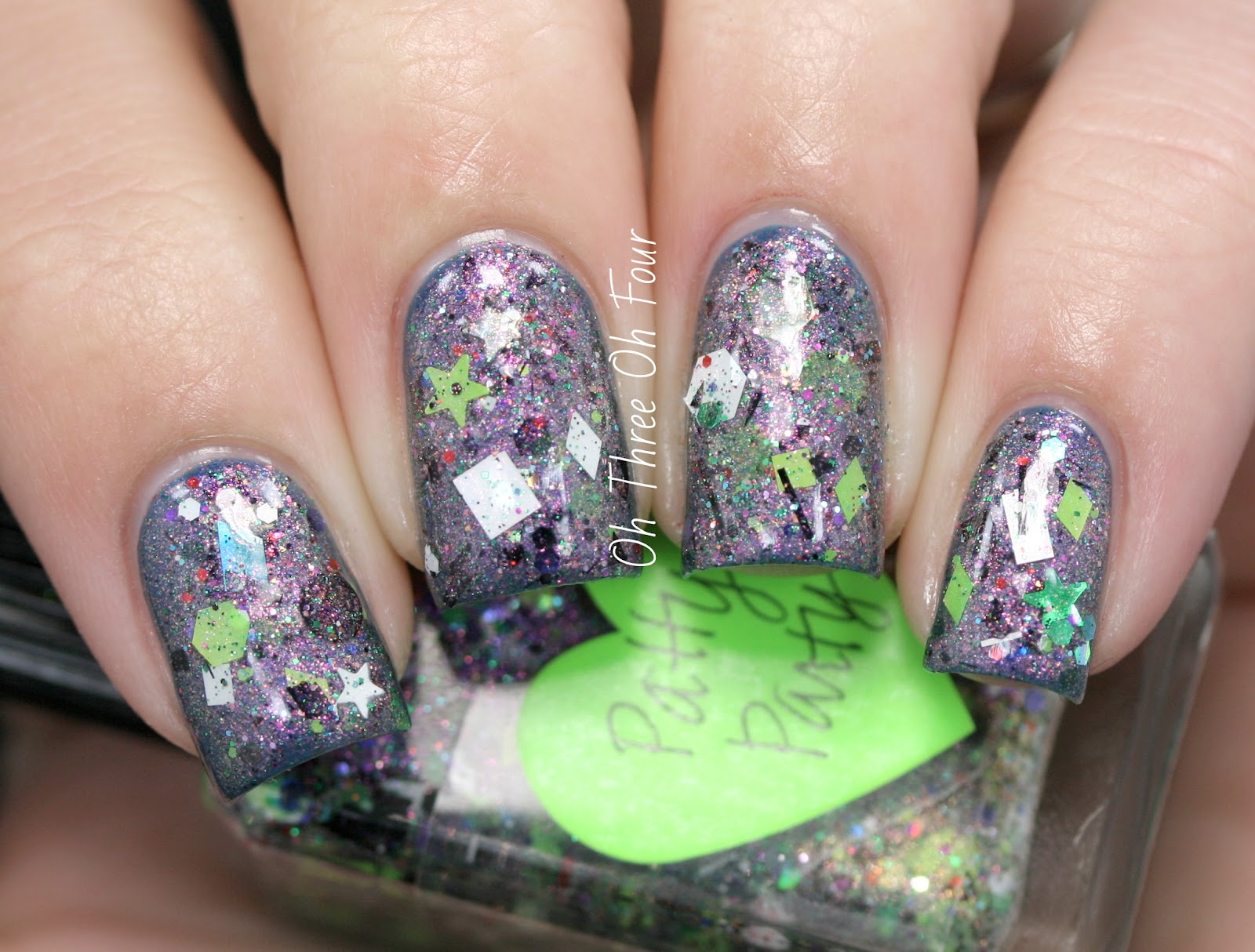 Lynnderella Patty Party Swatch