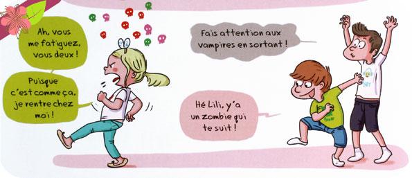 Lili Pirouli, en avant toute de Nancy Guilbert et Armelle Modéré - Des ronds dans l'O jeunesse