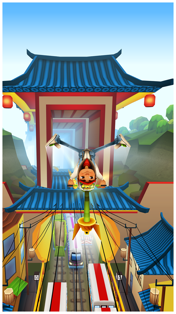 Descargar Subway Surfers World Tour Beijing Ultimate modificado v1.13