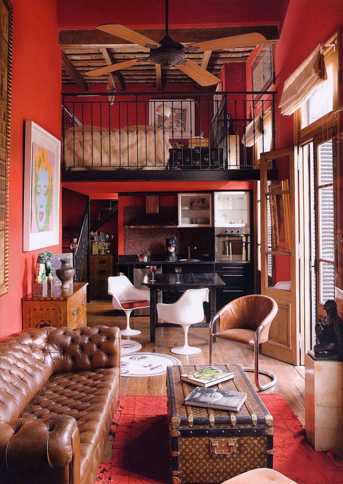 Print Home Decor Al Rojo Vivo