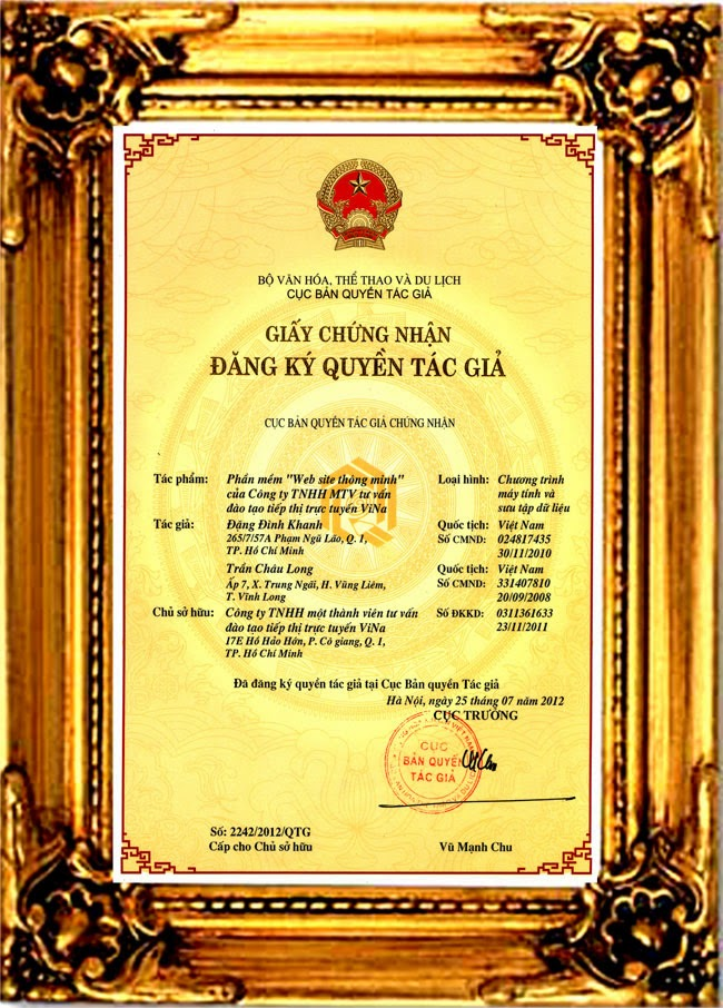 Website Thong Minh giai phap tim kiem khach hang dot pha