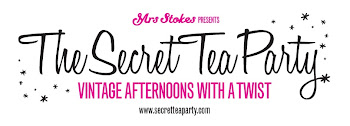 THE SECRET TEA PARTY
