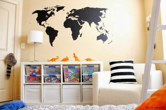 Trend DezignWithaZ offers a wide array of products ranging from full wall mural decals that dramatically alter an entire room to more subtle decals that add