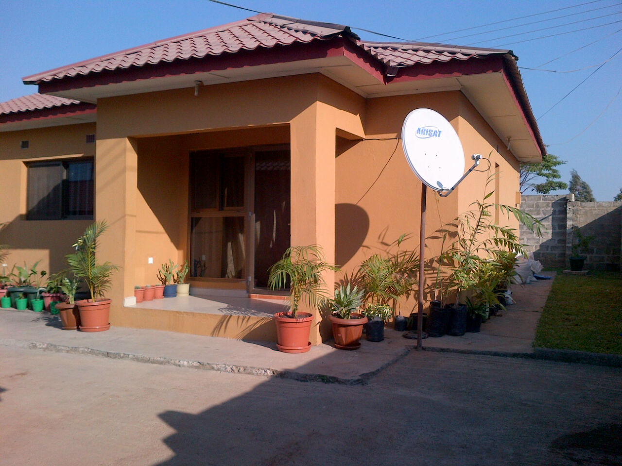 2 Bedroom House for Rent in Ndola