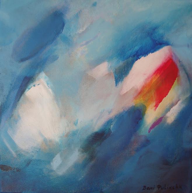 Nieuw schilderij. Pintura nova
