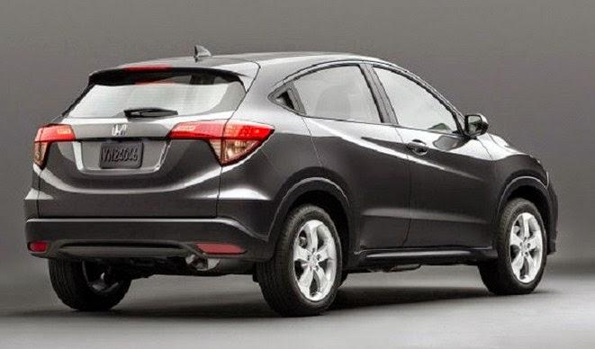 2015 Honda HR-V Release Date