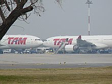 Mis Fotos de TAM - Flota completa de A330