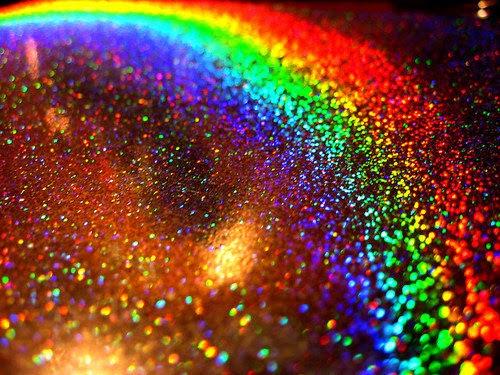 numerologia a kolory, tęcza