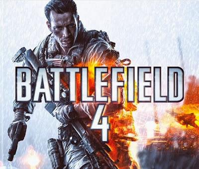 Portada del juego Battlefield 4