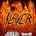 Οι Slayer και οι Anthrax ενώνουν τις δυνάμεις τους για Ευρωπαϊκή περιοδεία