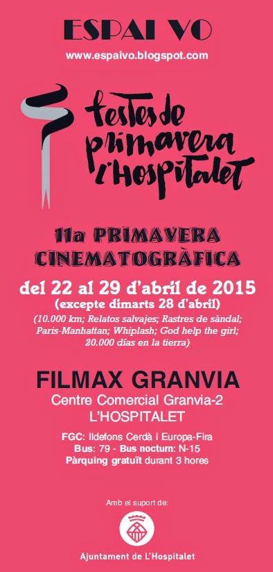 11a PRIMAVERA CINEMATOGRÀFICA