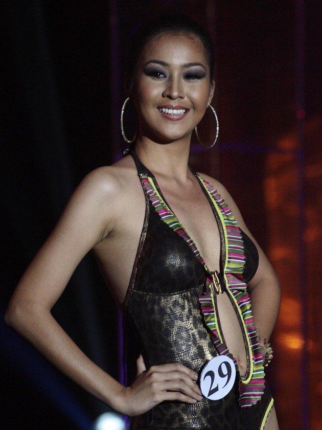 Pauline Quintas Bb Pilipinas bikini pic