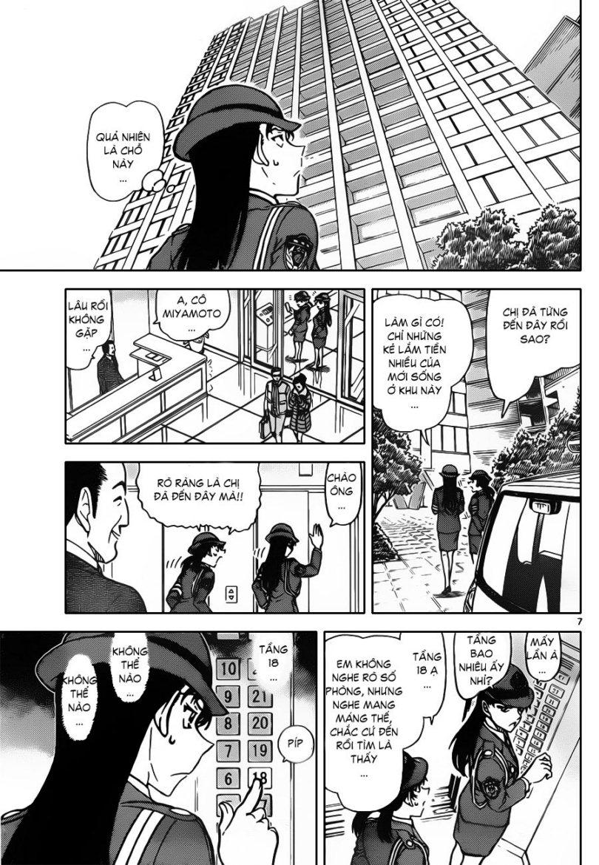 Thám Tử Lừng Danh Conan - Chapter 847 - Pic 9