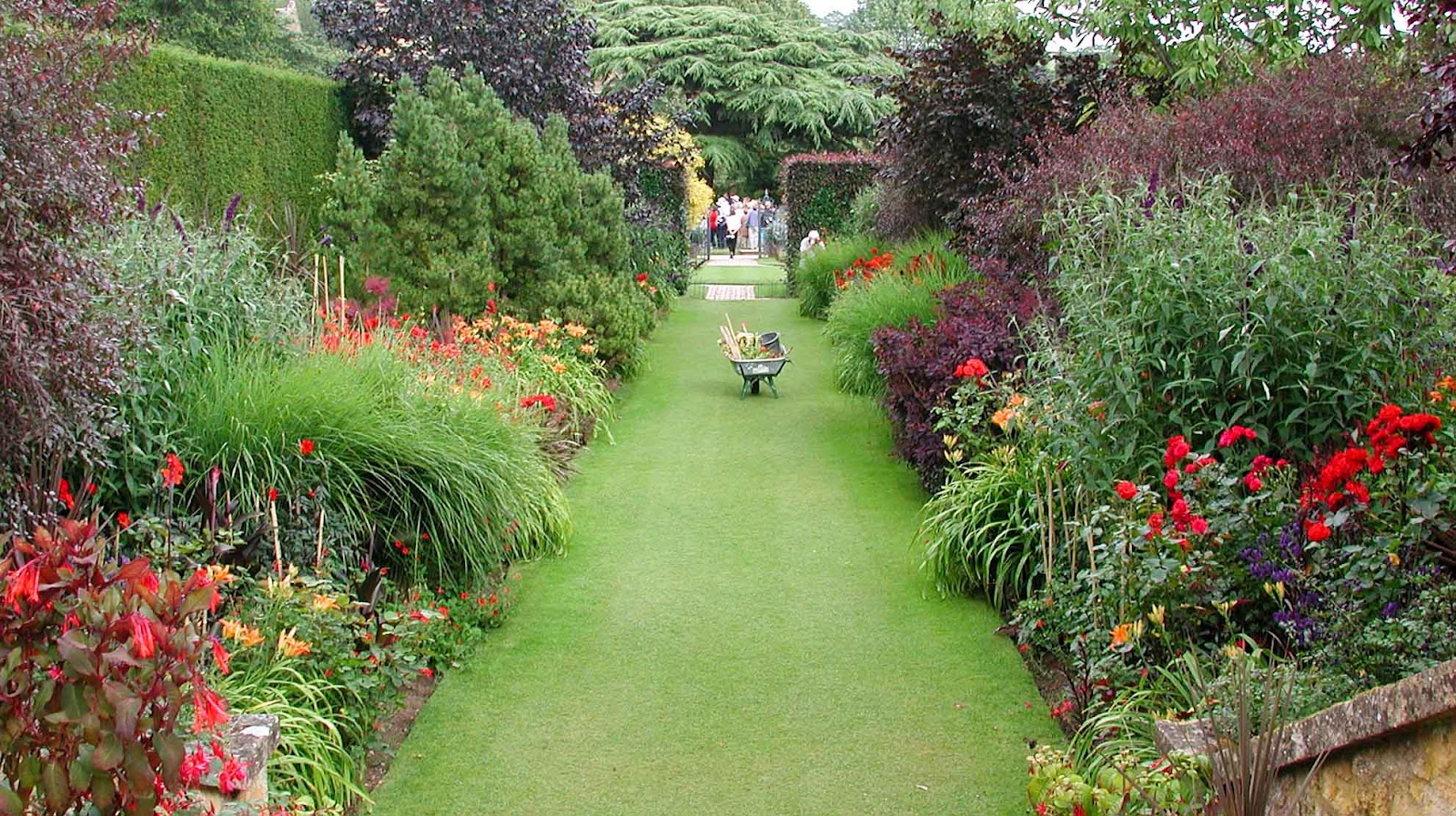 H Is For Herbaceous Border