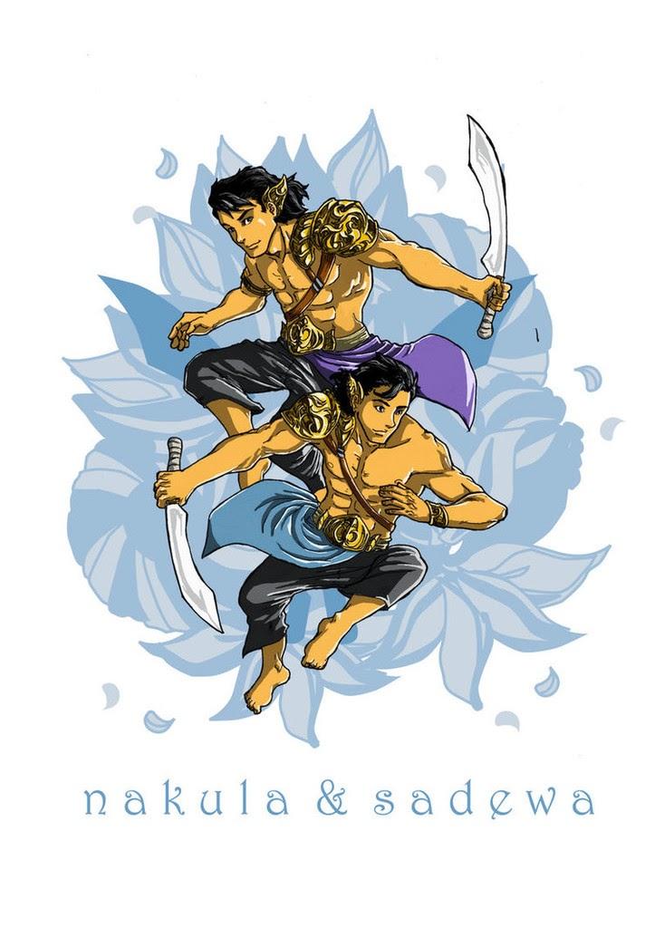 Nakula dan Sadewa