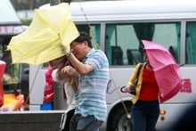 Chaos in trail of killer super typhoon Dujuan