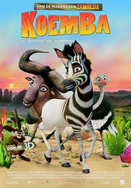 Khumba คุมบ้า ม้าลายแสบซ่าส์ ตะลุยป่าซาฟารี [HD][พากย์ไทย]