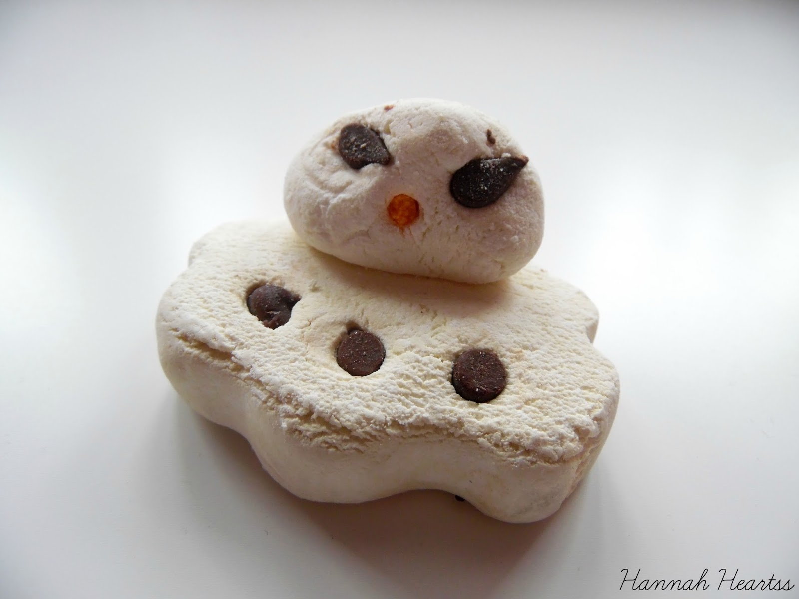 Lush Melting Snowman
