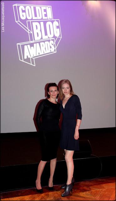 Golden Blog Awards 2015 Paris - Hôtel de Ville - Les Mousquetettes©