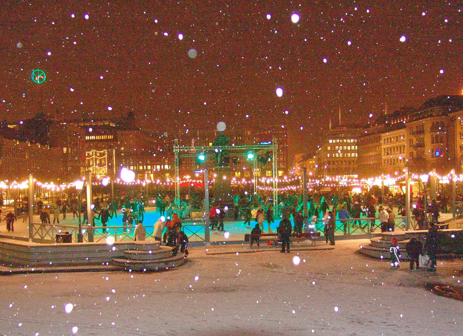 The Stockholm Tourist: November 2013