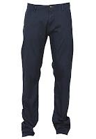 Pantaloni Massimo Dutti Scarlett Dark Blue