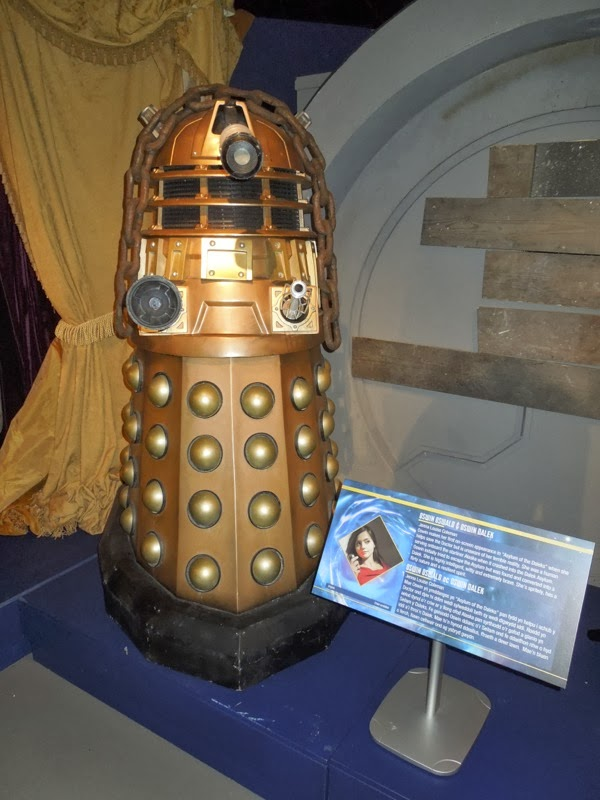 Chained Oswin Dalek Asylum of the Daleks