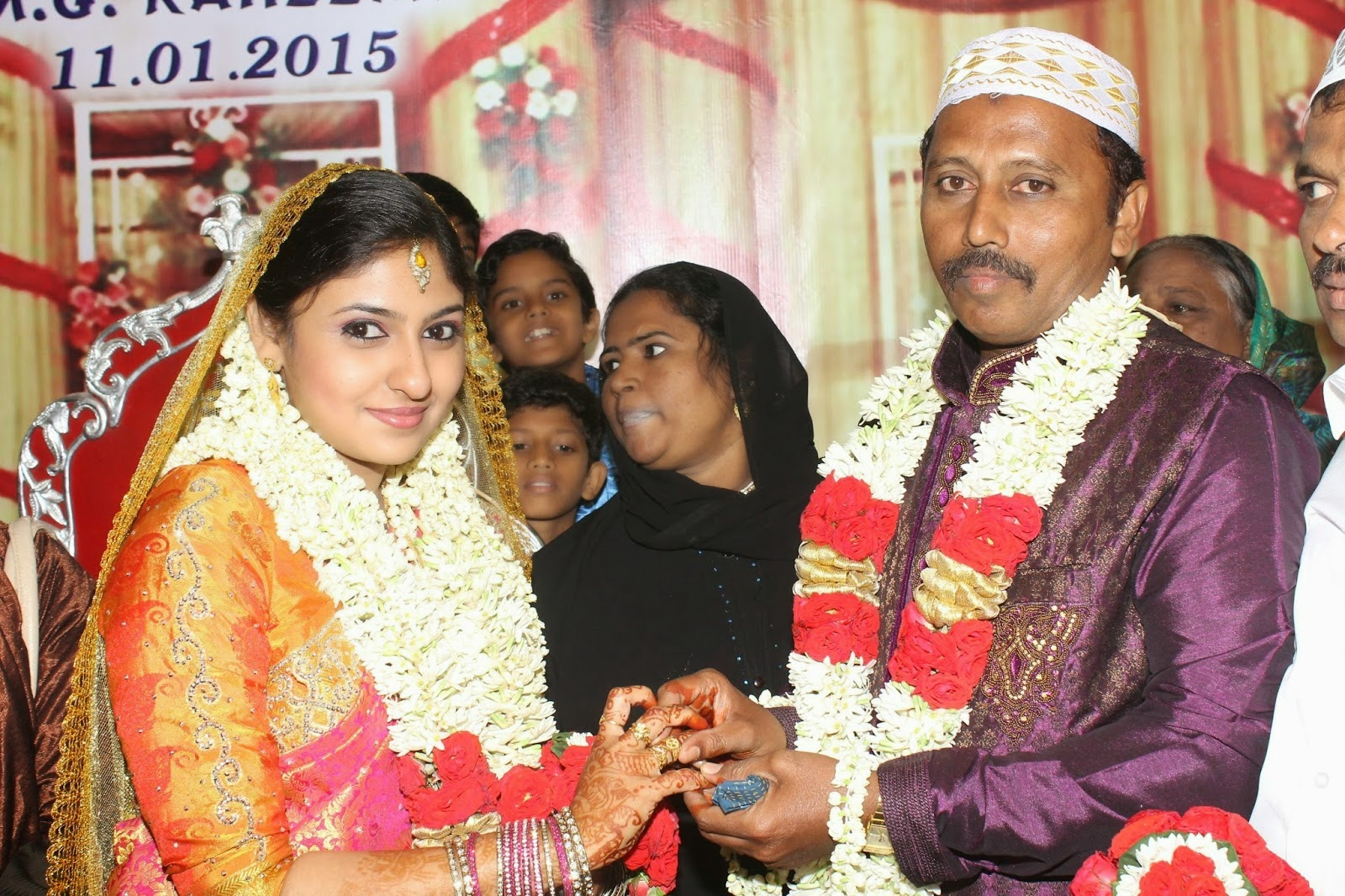 Vijay tv anchor mahesh wedding