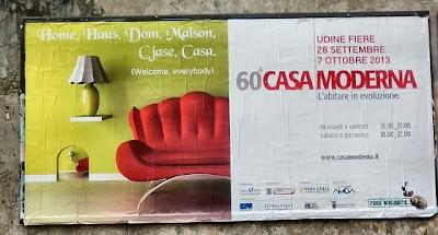 Udineinvetrina settembre 2013 for Fiera udine casa moderna