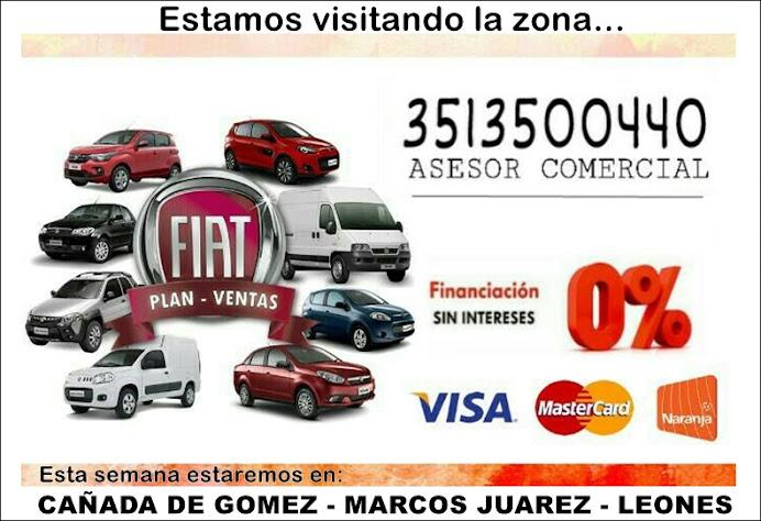 ESPACIO PUBLICITARIO: FIAT ARGENTINA