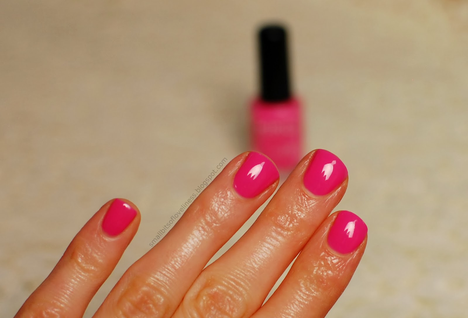 Kiko Nail Polish 288, Flamingo Pink