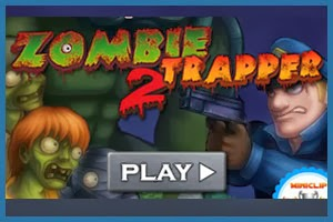 Zombie Trapper 2 (Shooter)