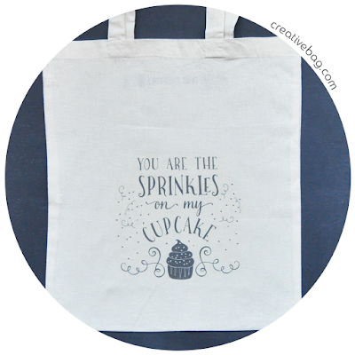 free downloads for tote bags and favors | celebrate with Creative Bag