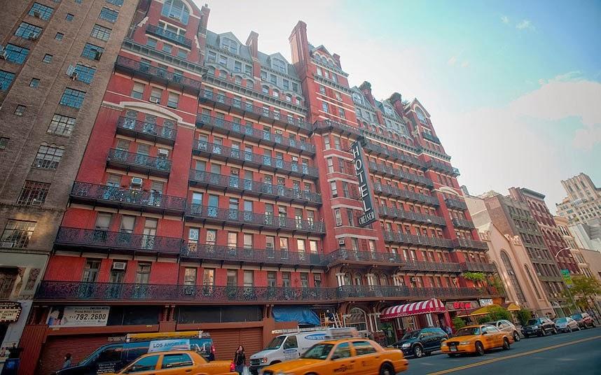 Hotel Chelsea di Amerika