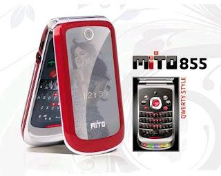 ... plus D-pad standar yang dilengkapi 2 tombol call (SIM 1 dan SIM 2